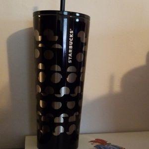 Starbucks metal cup